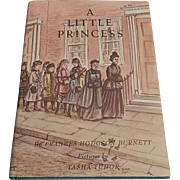 A Little Princess by Burnett picture by Tasha Tudor