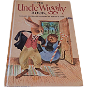 The Uncle Wiggily Book by  Howard R. Garis