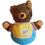 Fisher Price Cubby Cub Chime Bear