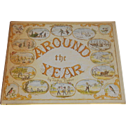 Around the Year by Tasha Tudor
