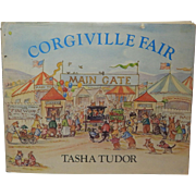 Corgiville Fair by Tasha Tudor