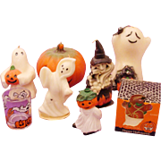 Vintage Halloween Collectibles Collection