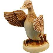 SALE Harmony Kingdom Waddles Duck Netsuke Series