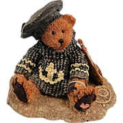 SALE Boyds Bearstone Bear Christian by the Sea