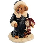 SALE Boyds Genevieve Berriman Christmas Bearstone