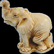 Harmony Kingdom Francis Elephant Netsuke Series Miniature Size