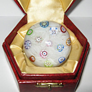 Vintage Perthshire Paperweight, 1981, PP47