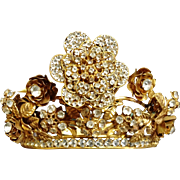 "An Antique French ""Corona"" or Crown, CA.1860"