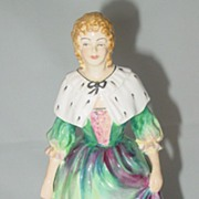 Paragon Lady Cynthia Hand Painted Figurine