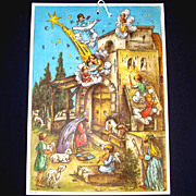 Religious Western Germany Christmas Advent Calendar