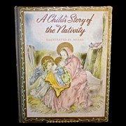 A Child's Story of the Nativity, 1943 Christmas Book