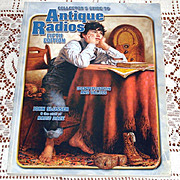 Collectors Guide to Antique Radios Identification Book