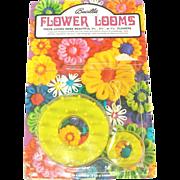 Bucilla 1971 Daisy Flower Loom Tools in Original Package