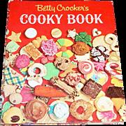 SOLD 1963 Betty Crocker Cooky Book