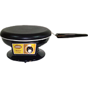 Sunbeam M'Sieur Crepe Electric Crepe Maker With Skillet