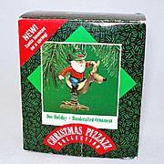 Hallmark 1987 Doc Holiday Christmas Ornament