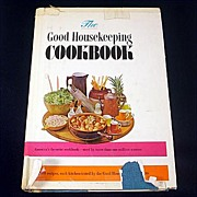 1963 Good Housekeeping Cookbook Hardcover