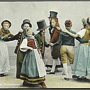 """Folk Dance""  (1910')"