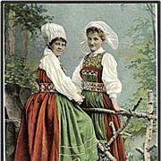 "SOLD ""Sundays Best""  (1910')"