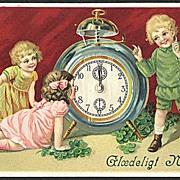 """Happy New Year!""  (1911)"