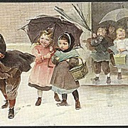 """Under the Umbrella""  (1912)"