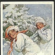 """Winter's Day""  (1929)"