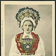 """""""Crown Bride""""  (1902)"""