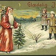 """""""Father Christmas""""  (1905)"""