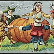 """A Joy Thankgiving""  (1909)"