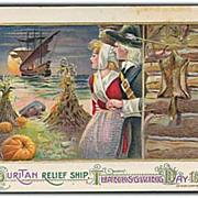 """""""Puritan Relief Ship""""  (1912)"""