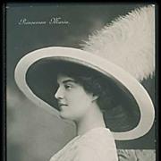 """Maria Pavlovna of Russia""  (1912)"