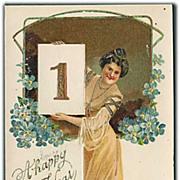 """Happy New Year (1907)"