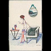 """Movie Star""  (1920')"