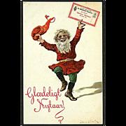 """""""Dancing Goblin""""  (1911)"""