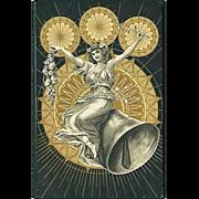 """Happy New Year""  (1912)"