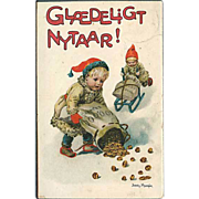 """Happy New Year!"" (1908)"