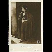 """""""Dracula"""" (Rudolph Valentino) (1920'."""