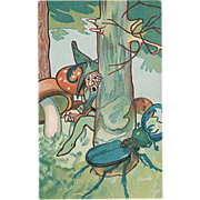 """Elf and Beetle"" (1921)"