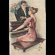 """In sweet Accord""  (1910')"