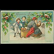 """""""Father Christmas""""  (1910')"""