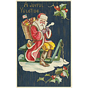 """A Joyful Yuletide""  (1910')"