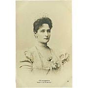 """Alexandra - Empress of Russia"" (1900)"