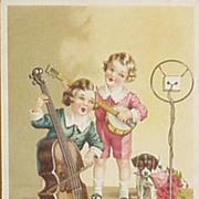 """Boy Band""  (1930')"