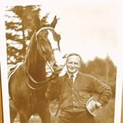 """""""Harry Liedtke"""" signed Binder  (1920')"""