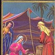 """""""Nativity""""  (1967)"""