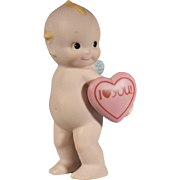 SOLD Jesco Kewpie 1992 I Love You