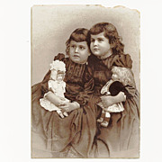 SALE c1880 Southern Methodist Church Saint Louis Victorian Steel Engraving Album Scrap Card -