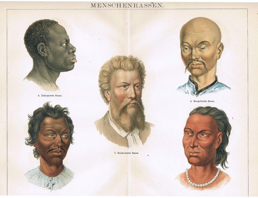 Caucasian Race The Oldest Race Of Man 17