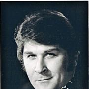 Sherill Milnes Autograph on Photo. CoA