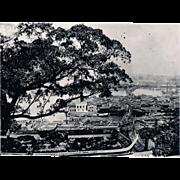 Authentic antique China Photo, Fuzhou